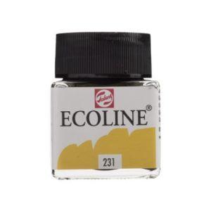 ecoline-vloeibare-waterverf-flacon-30-ml-goudoker-10024116