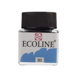 ecoline-vloeibare-waterverf-30-ml-flacon-ultramarijn-licht-10024130