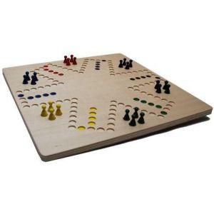 bordspel-keezen-hout-40x40cm-2-versies-10479401