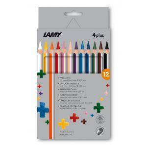 potlood-lamy-4plus-set-à-12-10583290