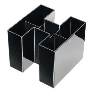pennenbak-han-bravo-5-vaks-uitbreidbaar-zwart-106207