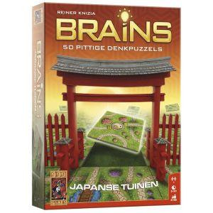 Brains: De Japanse Tuinen - Breinbreker - 999 Games
