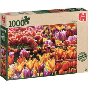 puzzel-jumbo-1000-stukjes-tulpen-10749922