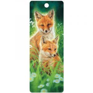 livelife-boekenlegger-spring-foxes-10806912