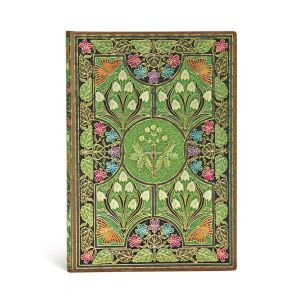 Adresboek midi poetry in bloom Paperblanks