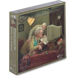 puzzel-1000-stukjes-marius-van-dokkum-keeping-up-10842774
