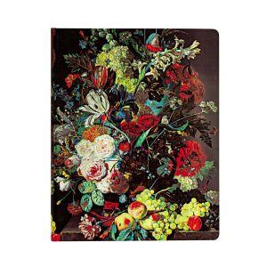 Notitieboek Paperblanks Van Huysum ultra Lined