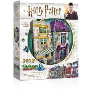 puzzel-wrebbit-3d-harry-potter-290-stukjes-10845987