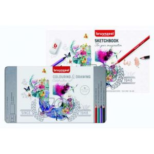kleurpotloden-bruynzeel-celebration-set-schetboek-10858798