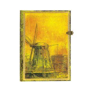 Notitieboek Midi Rembrandt's 350th Paperblanks