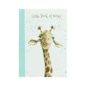Notitieboek paperback A6 'Giraffe Wrendale