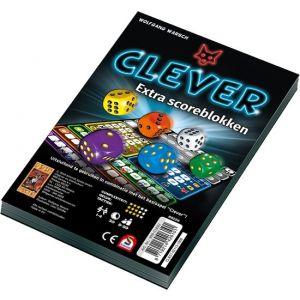 scoreblok-dobbel-zo-clever-999-games-2-stuks-10891299