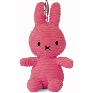 sleutelhanger-nijntje-corduroy-bubblegum-pink-10-cm-10905819