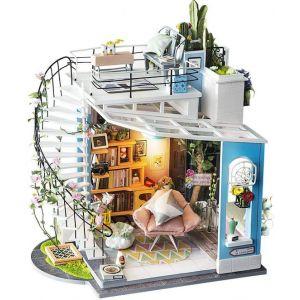 robotime-diy-bouwpakket-dg12-dora-s-loft-11037930