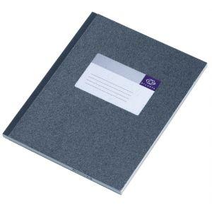 cahier-breedkwarto-gelijnd-a-1012-231-grijs;-60blz-30209