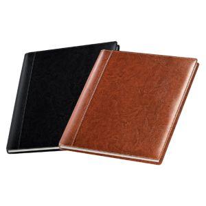 adresboek-brephone-palermo-spiraal-bruin-40049