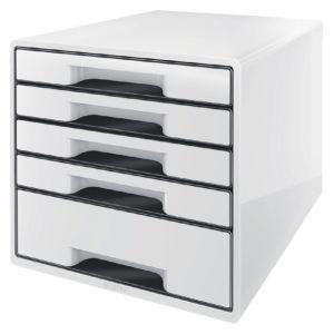 ladenbox-leitz-5-laden-wit-503009