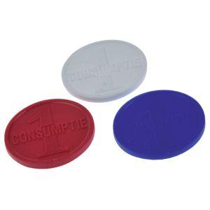 consumptiemunt-combicraft-rood-505263