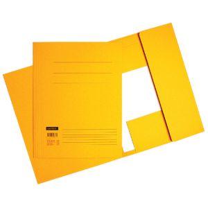 dossiermap-quantore-folio-320gr-geel-510125