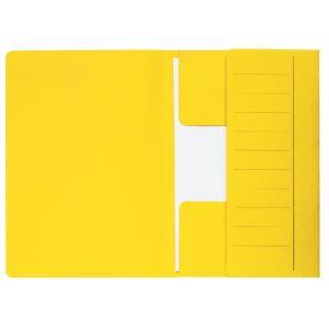 dossiermap-jalema-mammoet-36x25cm-geel;-pk-10st-512705