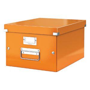 opbergbox-leitz-click-store-265x188x335-oranje-531160