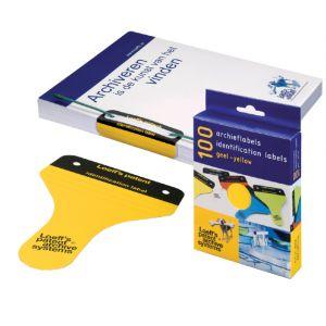 archieflabel-loeff-karton-geel-531575