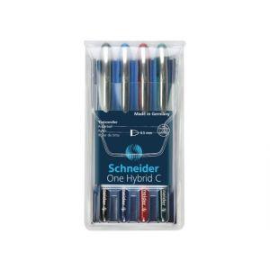 rollerpen-schneider-one-hybrid-c-0-5-etui-à-4-kleuren-609093