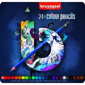 kleurpotlood-bruynzeel-teens-blauw-ass-640048