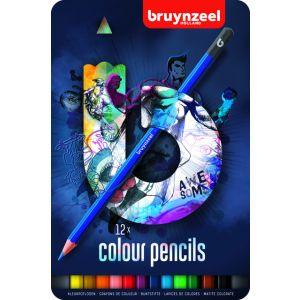 kleurpotloden-bruynzeel-bzl-ds-à-12-st-640050