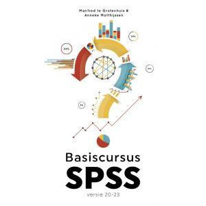 basiscursus-spss-versie-20-23-9789023255000