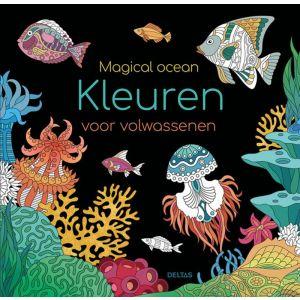 Kleuren voor volwassenen - Magical ocean