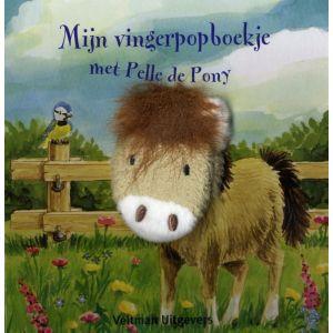 Mijn vingerpopboekje met Pelle de Pony