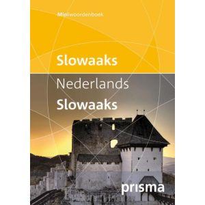 Prisma miniwoordenboek Slowaaks