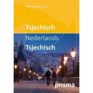 Prisma miniwoordenboek Tsjechisch-Nederlands Nederlands- Tsjechisch