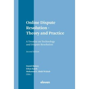 Online Dispute Resolution: Theory and Practice