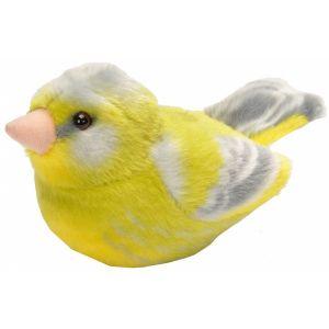 pluche-vogel-met-geluid-groenling-10811039
