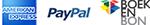 American Express - PayPal - Boekenbon