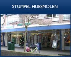 Boekhandel Stumpel in Hoorn (Huesmolen)