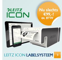 Leitz Icon labelsysteem