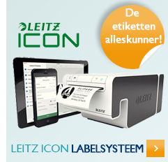 Leitz Icon labelsysteem