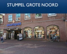 Boekhandel Stumpel in Hoorn (Centrum)