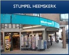 Boekhandel Stumpel in Heemskerk