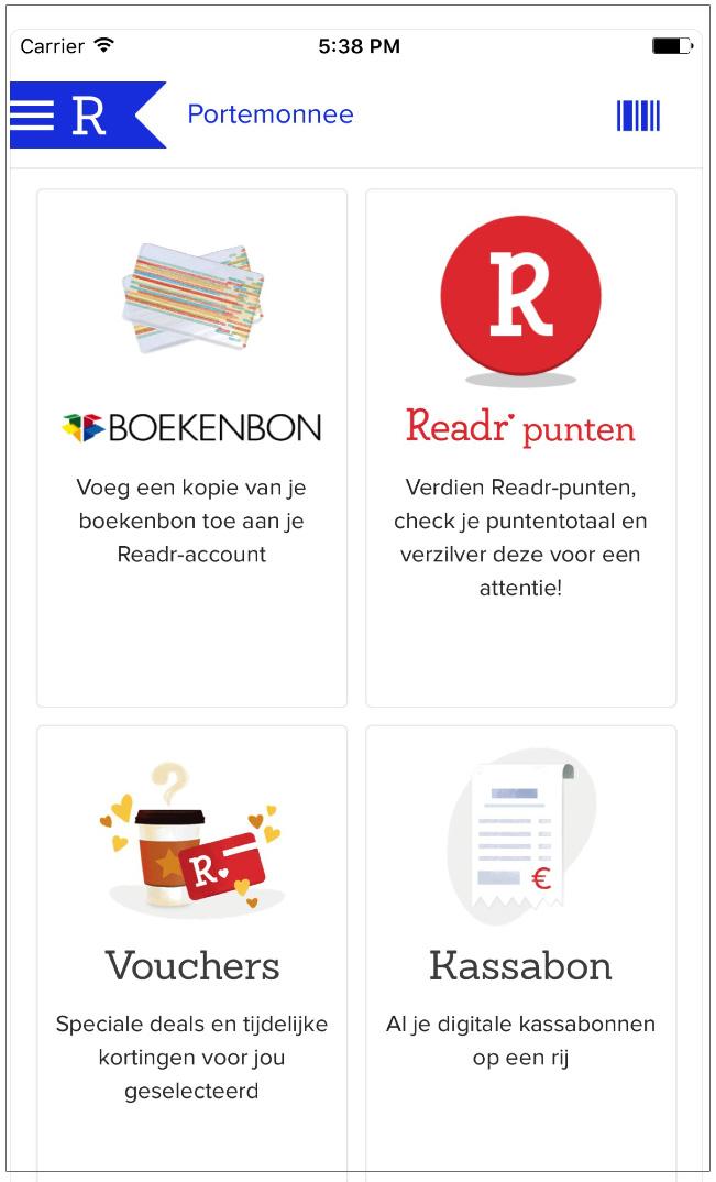 Readr App