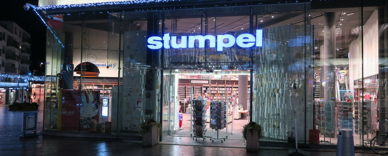 Boekhandel Stumpel Almere