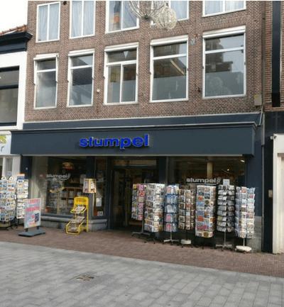 Boekhandel Stumpel in Alkmaar