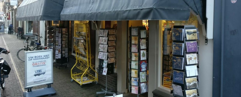 Boekhandel Stumpel Enkhuizen