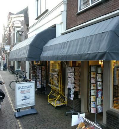Boekhandel Stumpel in Enkhuizen