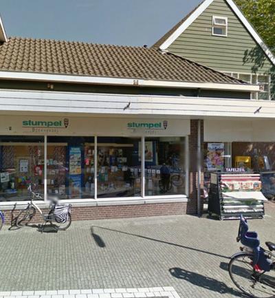 Boekhandel Stumpel in Krommenie