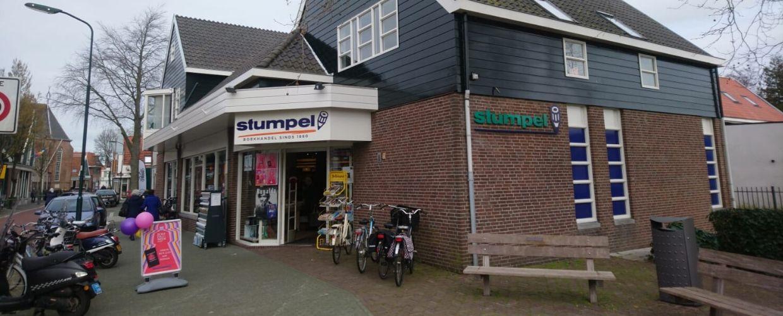 Boekhandel Stumpel Krommenie