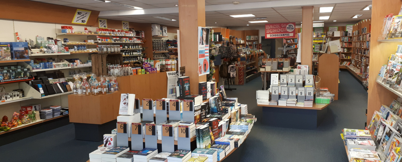 Boekhandel Stumpel Wieringerwerf